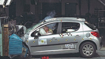 Peugeot 207 Crash Test