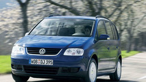 VW Golf DSG and VW Touran DSG