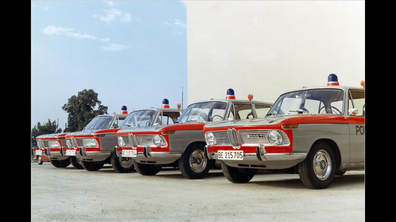 BMW 2000 TI (1966)