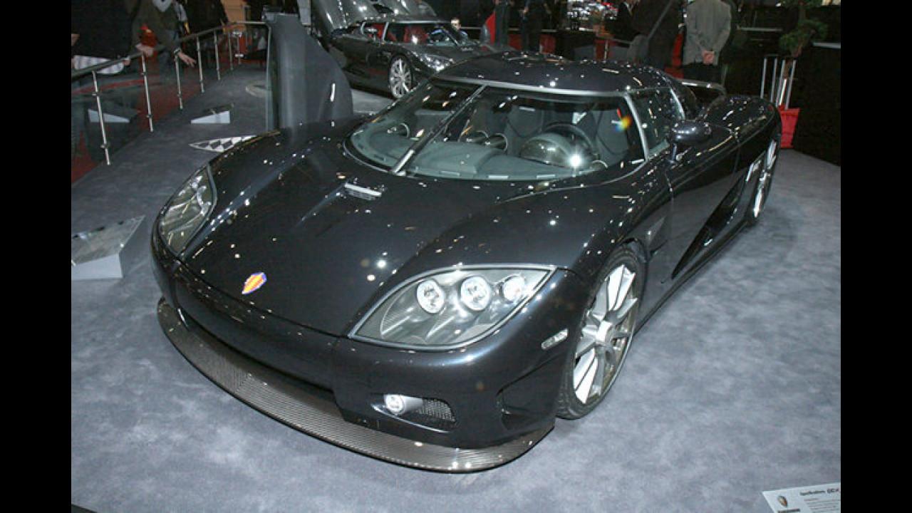 Nordische Donnergötter: Koenigsegg präsentiert die Sondermodelle CCX Edition …