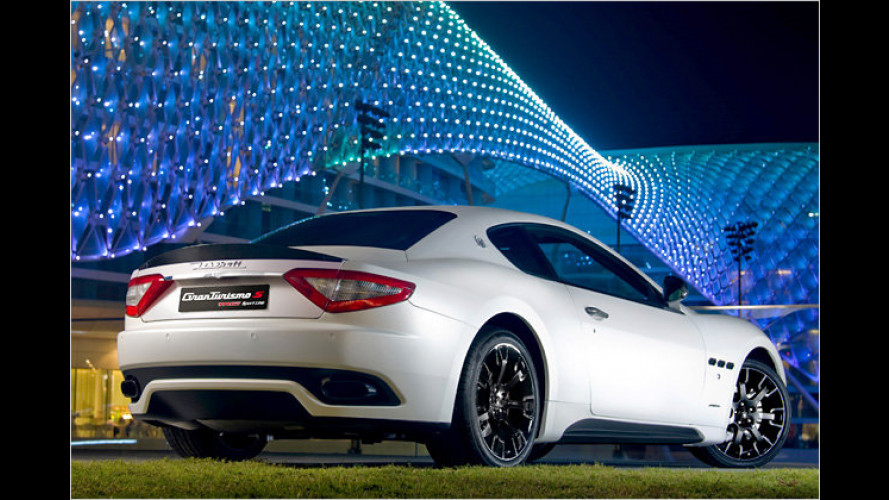 Rares Sondermodell: Maserati GranTurismo S MC Sport Line