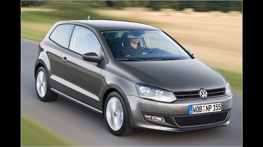 IAA: VW stellt dreitürigen Polo vor – auch als BlueMotion