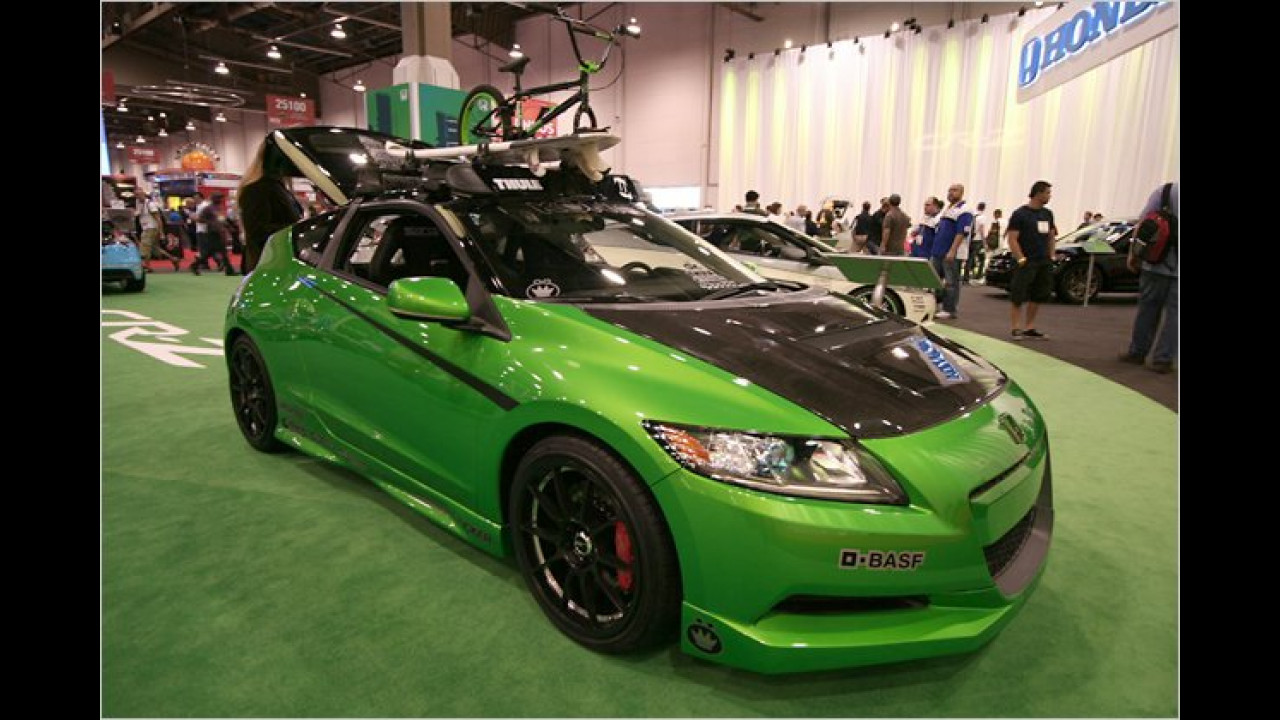 König Wheels Honda CR-Z