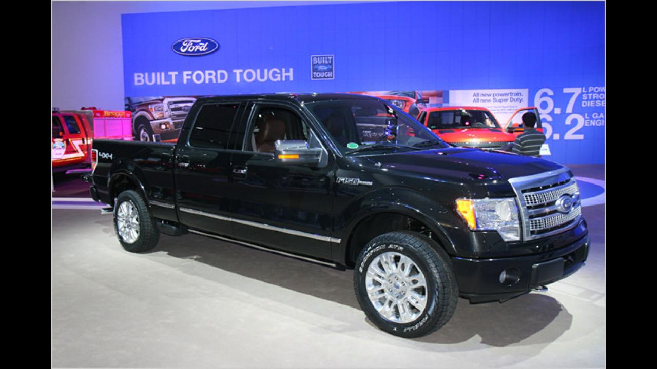 Platz 1: Ford F-Series