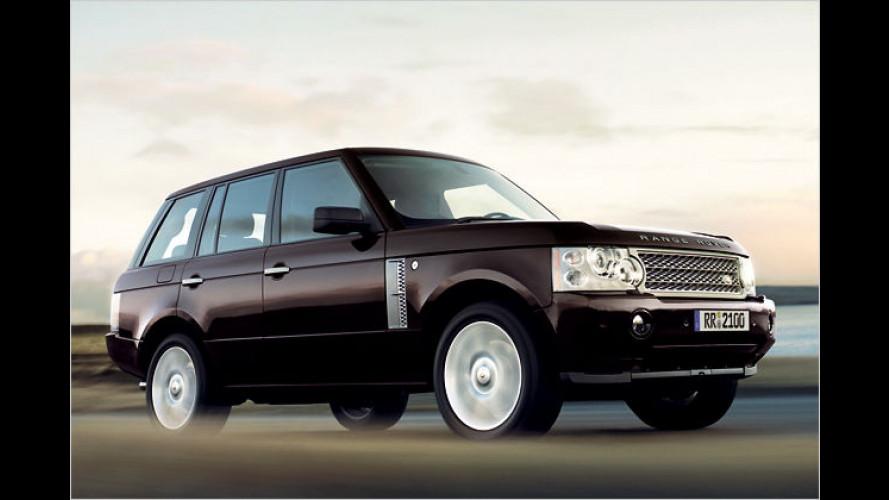 Zwei exklusive Sondermodelle bei Land Rover