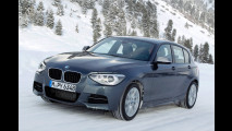 Über Eis und Schnee mit BMW