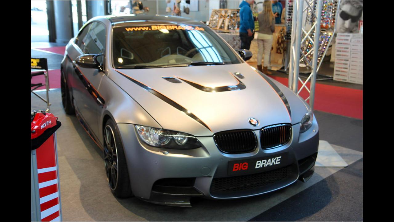 BMW M3 Big Brake