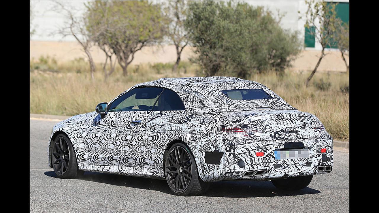 Mercedes-AMG C 63 Cabrio