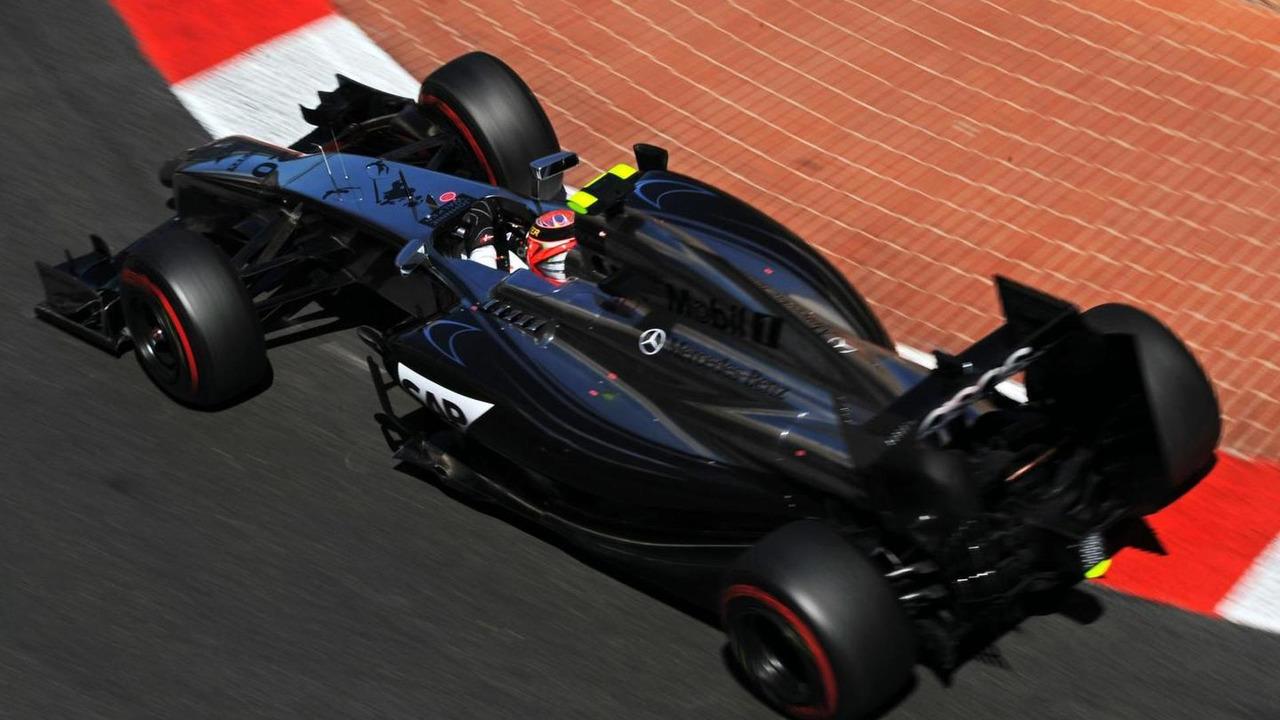 Kevin Magnussen (DEN) McLaren MP4-29, 24.05.2014, Monaco Grand Prix, Monte Carlo / XPB