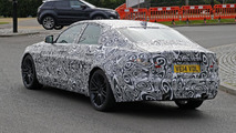 2016 Jaguar XF prototype spy photo