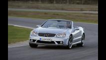 Mercedes SL AMG 2006