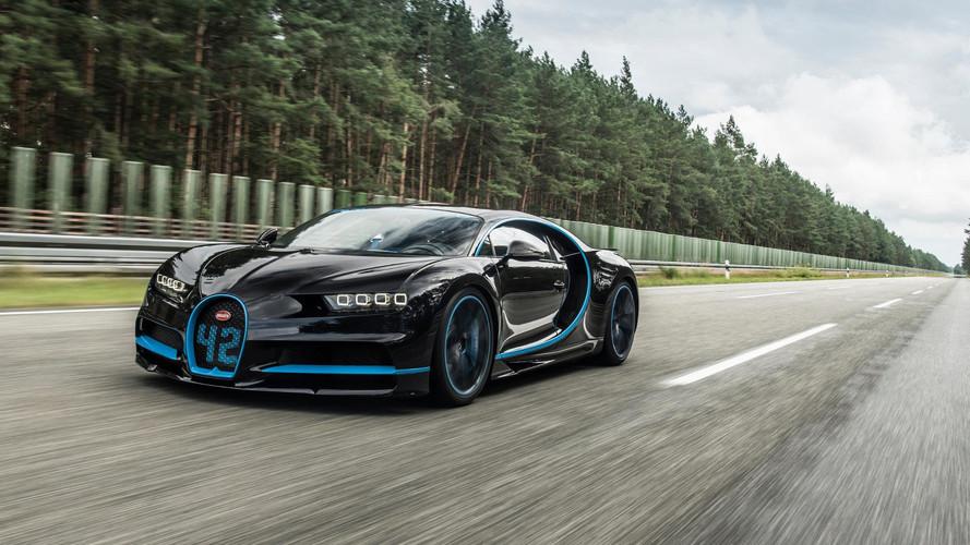 Montoya, Bugatti Chiron ile 0-400-0 rekorunu kırdı