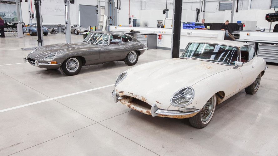 Everything You Need To Know About Jaguar Land Rover Classic Works