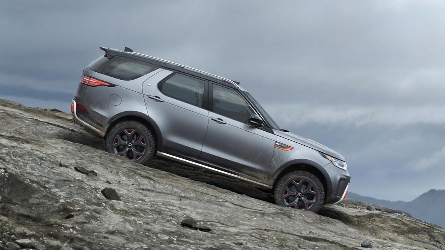 Land Rover Discovery SVX 2018, todoterreno con mayúsculas