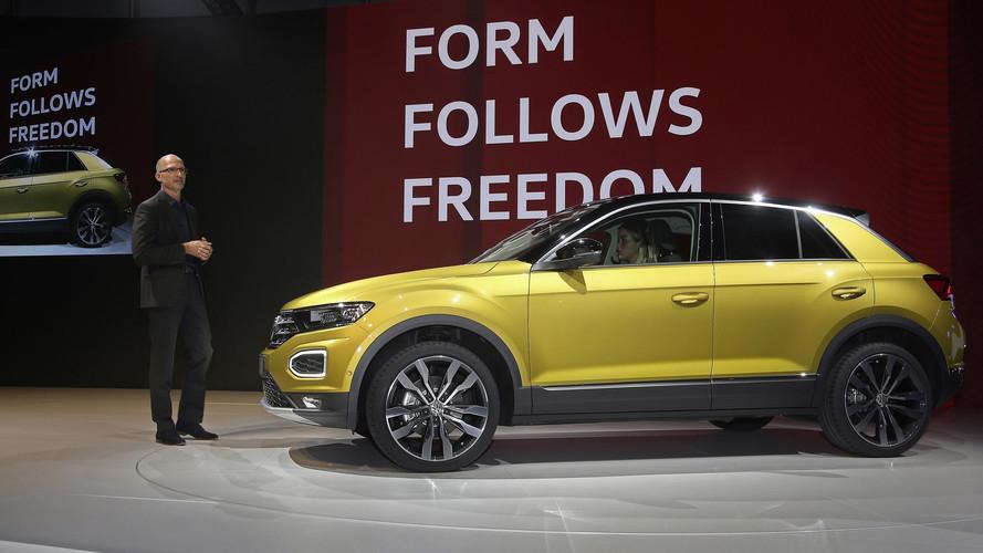Volkswagen revisa meta e decide triplicar produção do SUV T-Roc