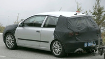 VW Golf Mk. VI testing the Alps