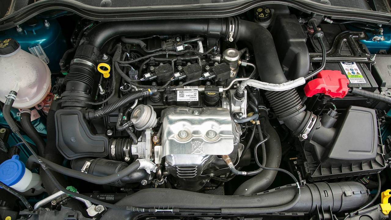 3 Cylinders - Ford 1.0 EcoBoost