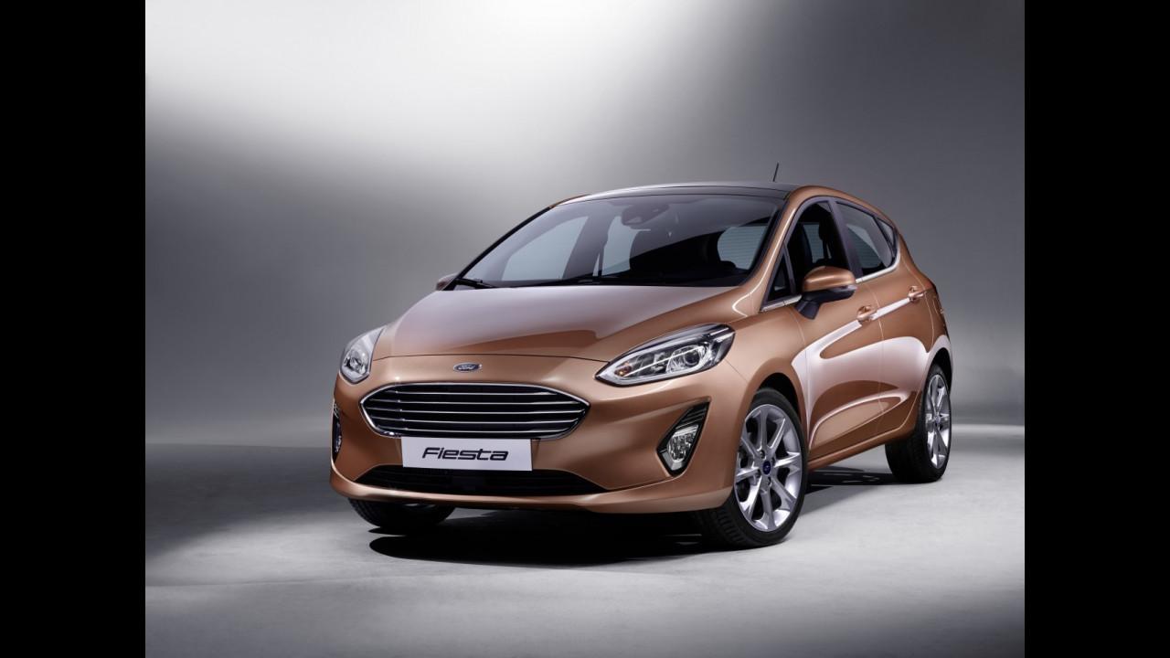 Nuova Ford Fiesta e le concorrenti