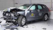 Volvo XC60 2018, crash test