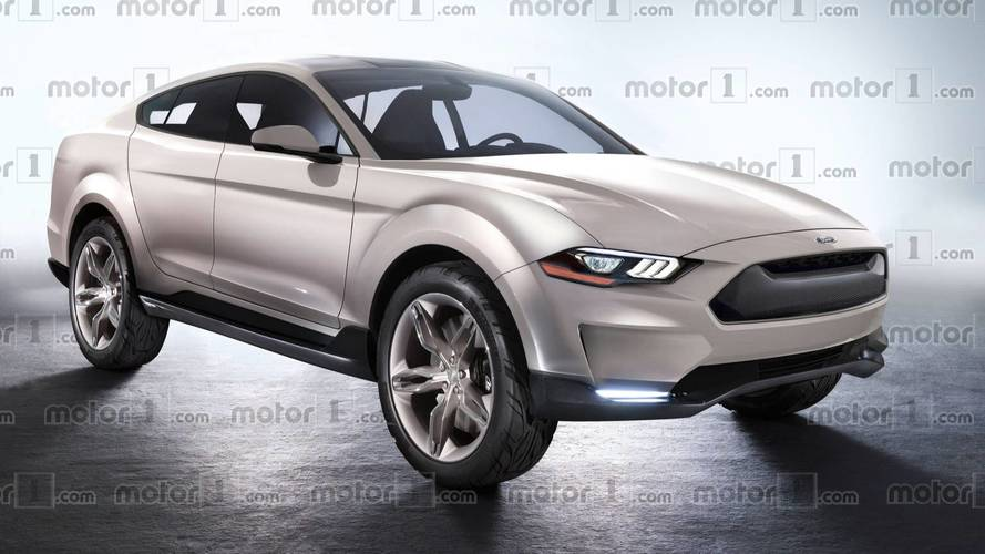 Ford divulga novos detalhes e aumenta expectativa sobre o SUV Mach 1