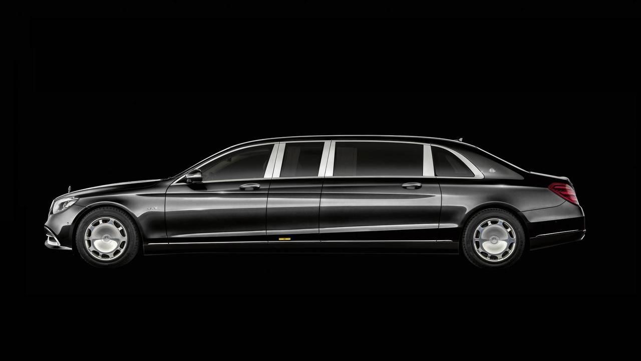 2018 Mercedes-Maybach Pullman