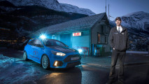 Taxi - Ford Focus RS