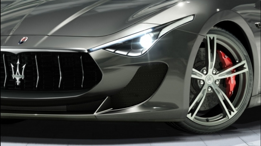 Maserati, il quarto modello a Torino fra il 2018 e il 2019
