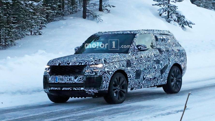 Range Rover Coupé 2018, ¿el Land Rover más exclusivo?
