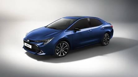 Projeção - Veja como será o novo Toyota Corolla 2020