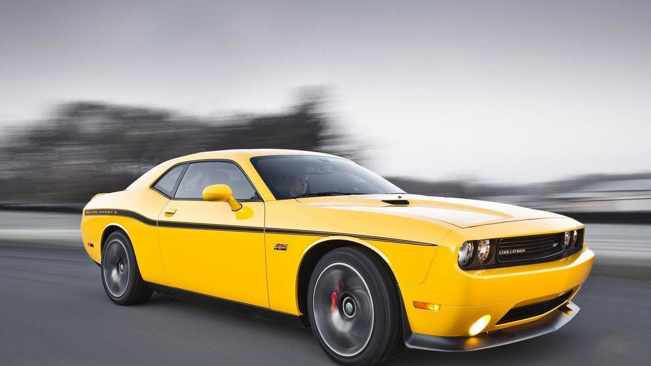 2012 Dodge Challenger SRT8 Yellow Jacket - 10.11.2011
