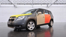 Bespoke Chevy Orlando by design label Quinze & Milan