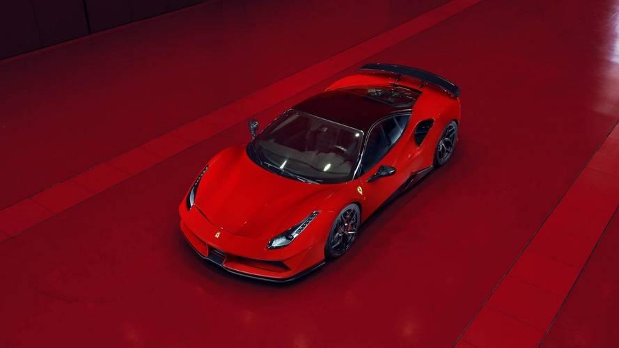Ferrari 488 GTB de Pogea Racing: más potente que el Pista