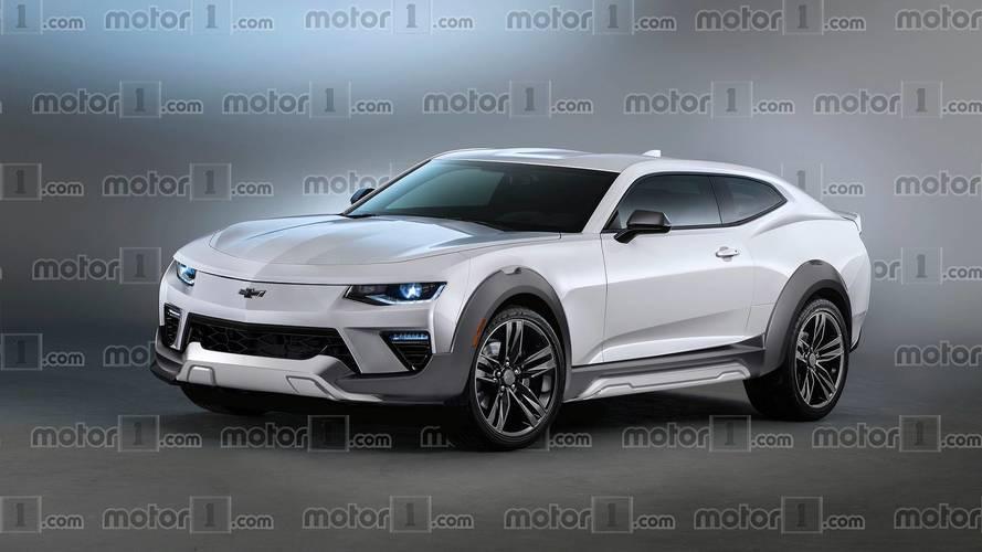 Chevrolet Camaro, un futuro da crossover?