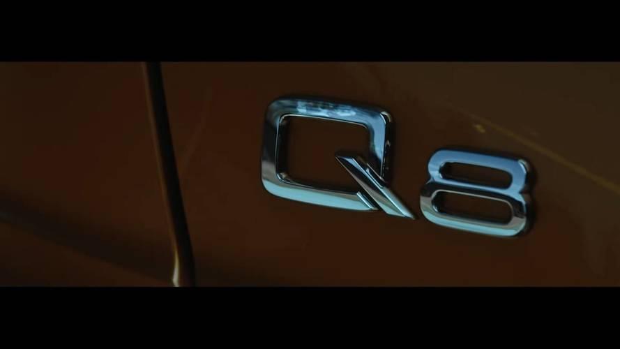 VIDÉO - Voici le 1er épisode de la mini-série sur l'Audi Q8