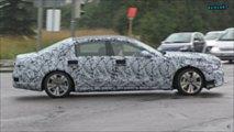 2020 Mercedes-Benz S-Class Spy Shots