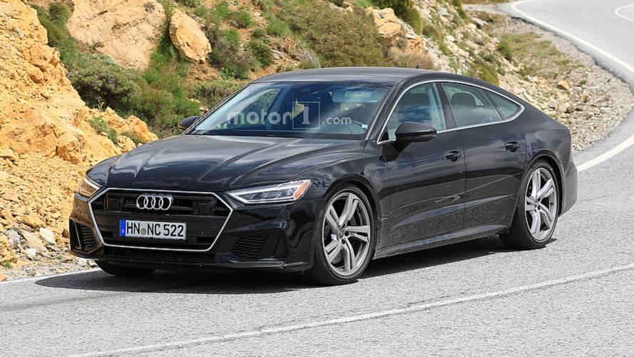 Una vez más, cazamos al Audi S7 Sportback 2018 sin camuflaje