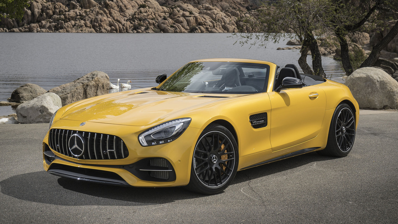 Mercedes Benz Sls Amg Review >> 2018 Mercedes Benz Amg Gt Convertible Prices Reviews | Autos Post