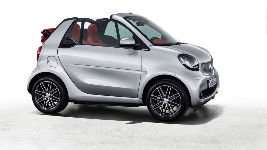 Smart heading to Geneva with a pair of not-so-special editions