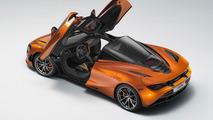 La McLaren 720S fuite et se dévoile !