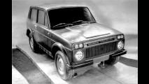 Der Lada 4x4 wird 40