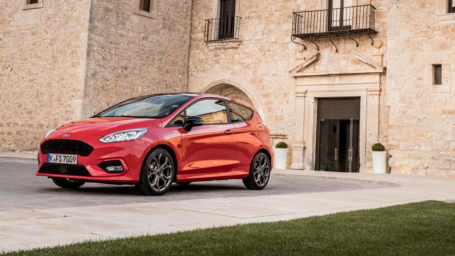 2018 Ford Fiesta: First Drive