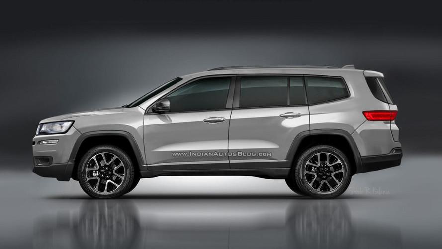 Wagoneer Or Yuntu? Jeep Rendering Gives Life To Patent Drawings