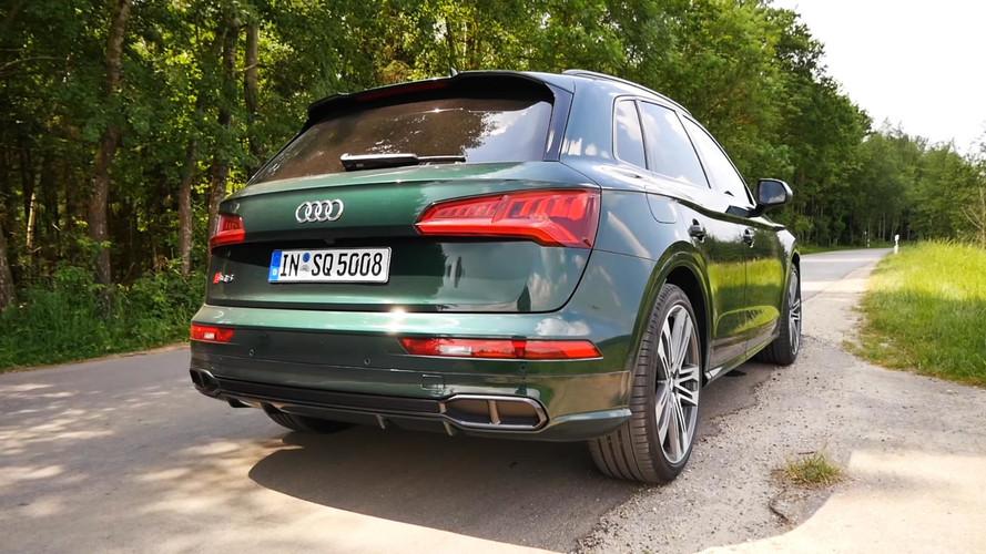 VIDÉO - Le nouveau Audi SQ5 fait ronronner son moteur