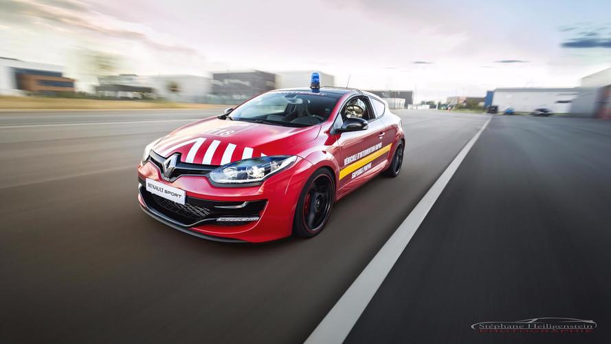 INTERVIEW - La Renault Mégane 3 R.S. des pompiers