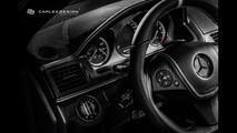 Mercedes C63 AMG by Carlex Design