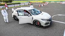 2017 Honda Civic Type R, Japonya versiyonu