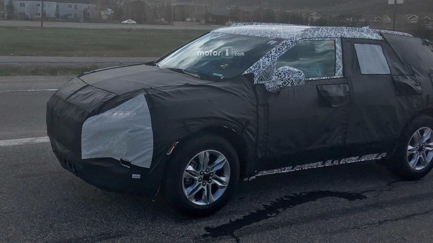 Chevrolet Blazer - Flagra