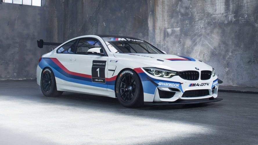 BMW M4 GT4, paranın alabileceği en sert 4 Serisi