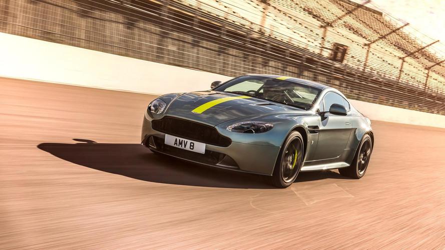 Hivatalosan is bemutatkozott az Aston Martin Vantage AMR