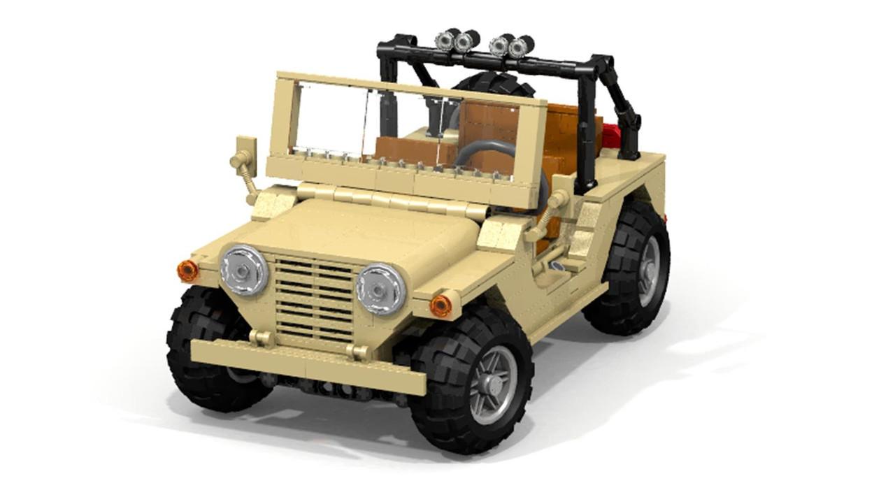 Lego M151 Proposal